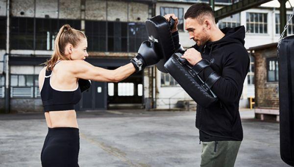 De beste fitnessoefeningen voor een partnertraining