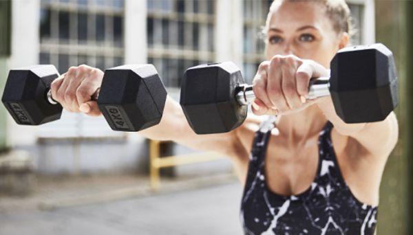 De beste work-outs voor je armen
