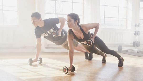 Thuis trainen met Gorilla Sports