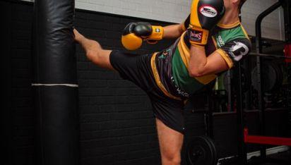 Waarom kickboksen goed is voor afvallen en conditie