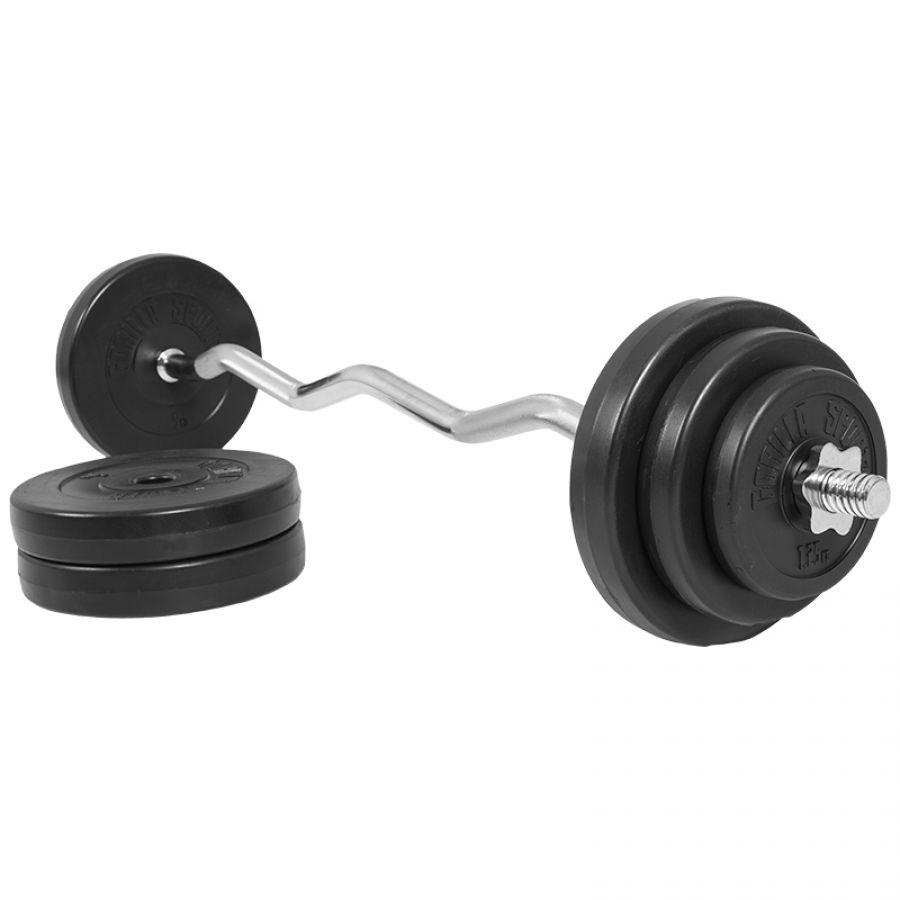 EZ Curlset 35 kg