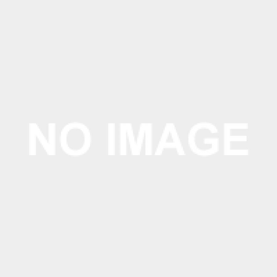 Kettlebell 8 kg zwart kunststof