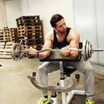 Biceps Curlbank-100635448