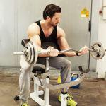 Biceps Curlbank-100635449