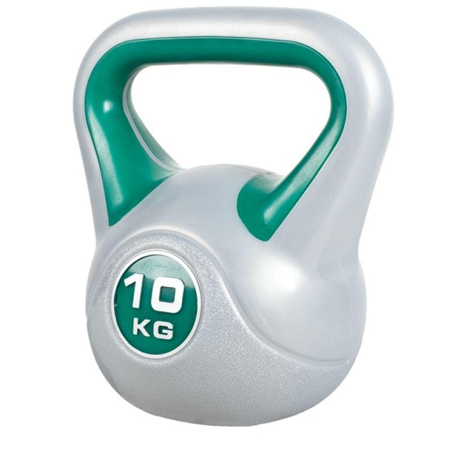 Kettlebell 10 kg Kunststof Trendy