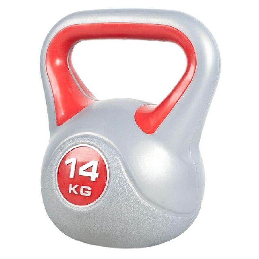 Kettlebell 14 kg Kunststof Trendy