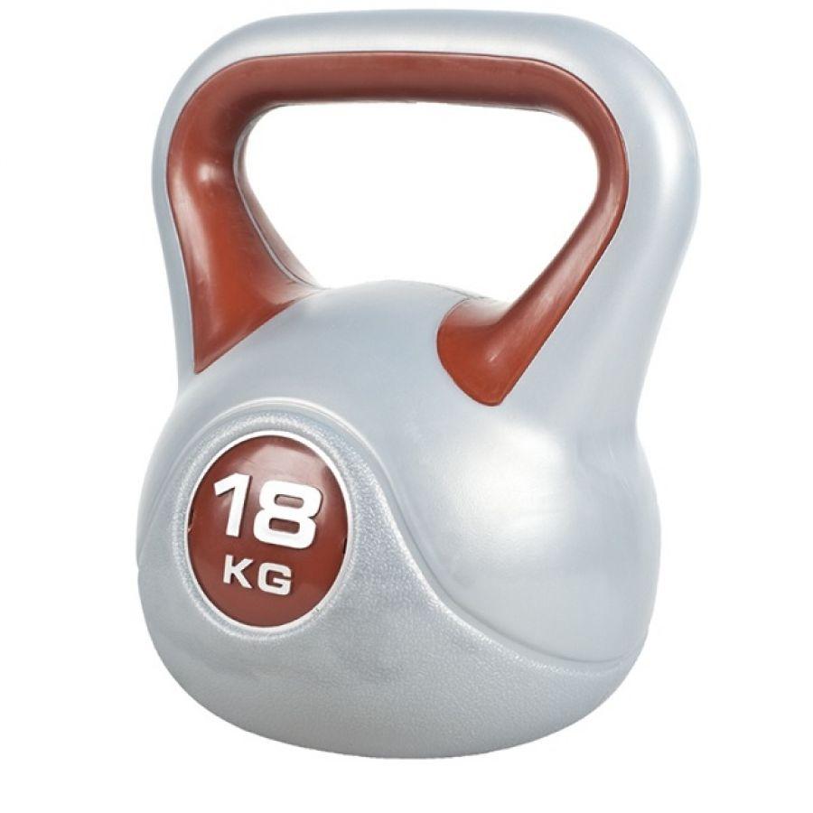 Kettlebell 18 kg Kunststof Trendy