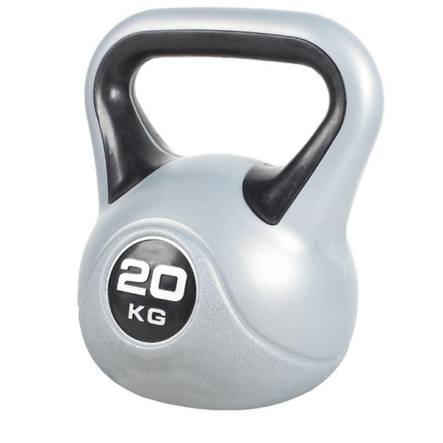 Kettlebell 20 kg Kunststof Trendy