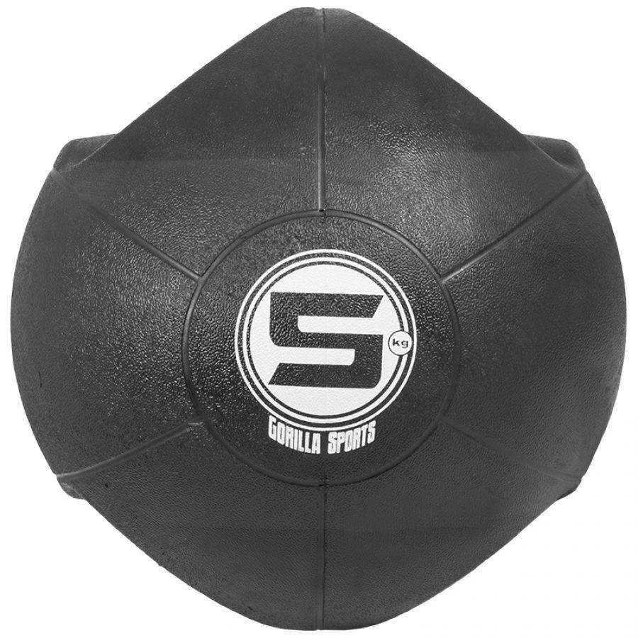 Medicine Ball 5 kg Gripper