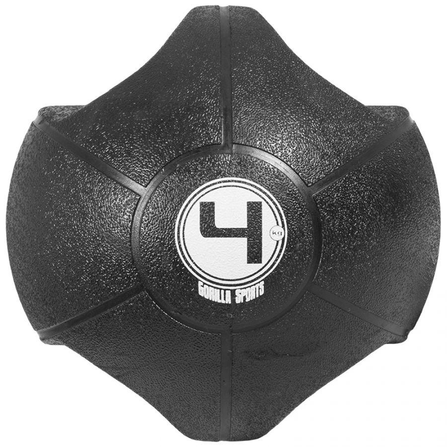 Medicine Ball 4 kg Gripper