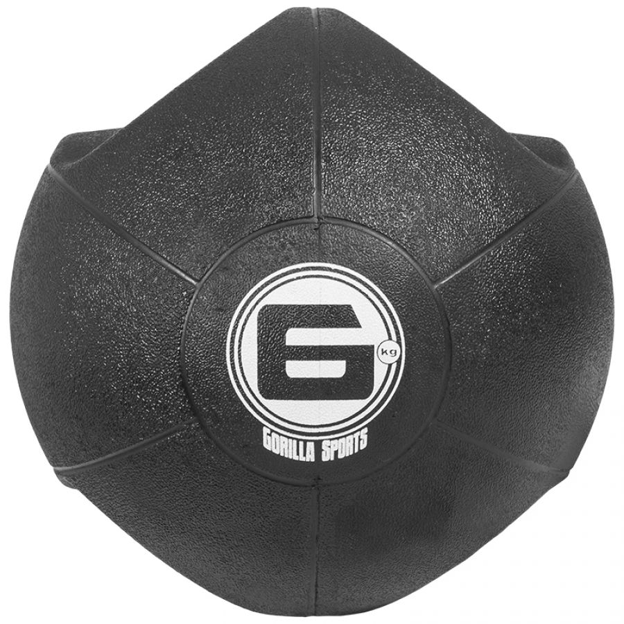 Medicine Ball 6 kg Gripper
