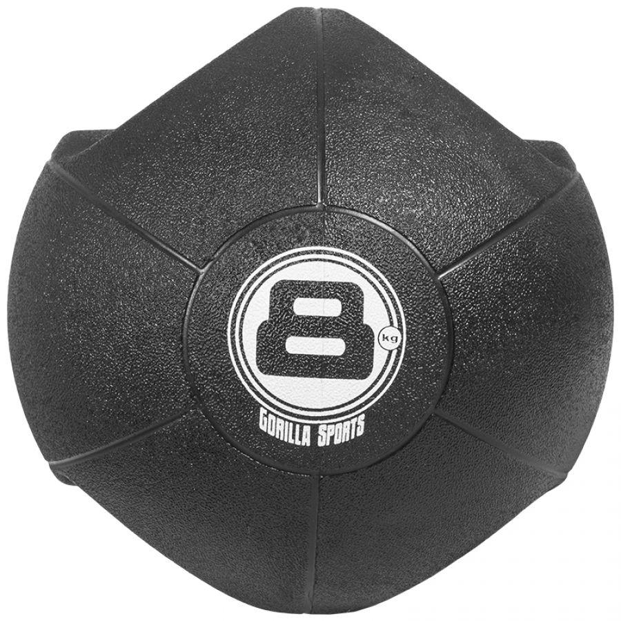 Medicine Ball 8 kg Gripper