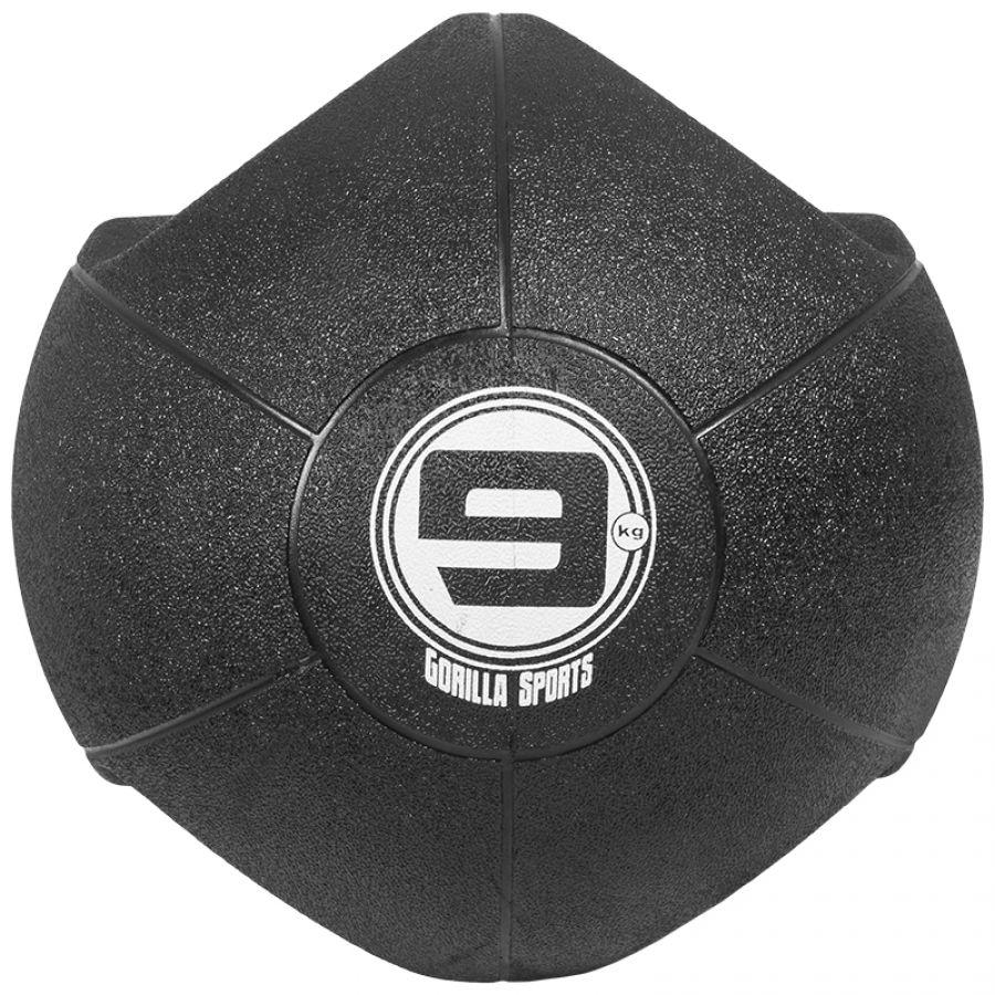 Medicine Ball 9 kg Gripper