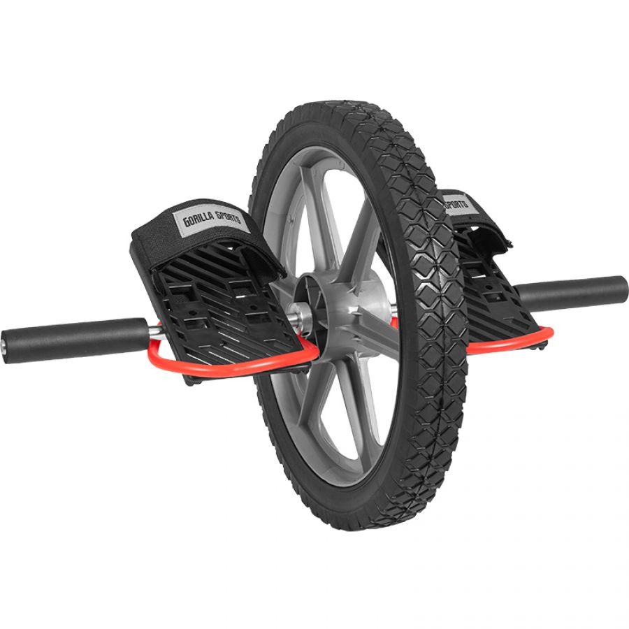 Power Wheel -Kunststof - voor corespieren - Gorilla Sports