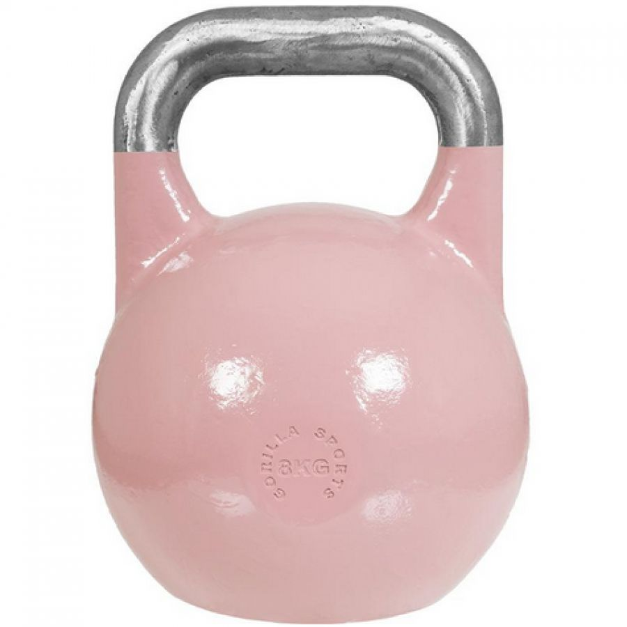 Kettlebell 8 kg Staal (competitie kettlebell)