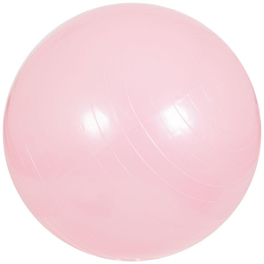 Fitness bal roze 65 cm