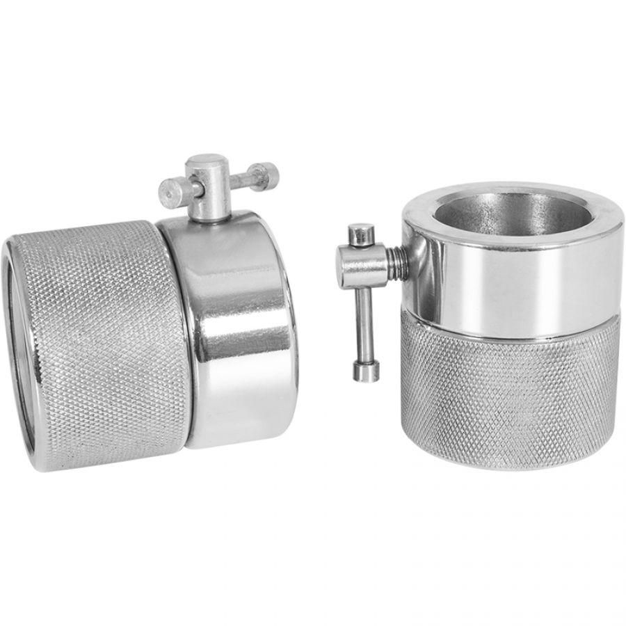 Set van twee professionele schroefsluitingen (50/51 mm)