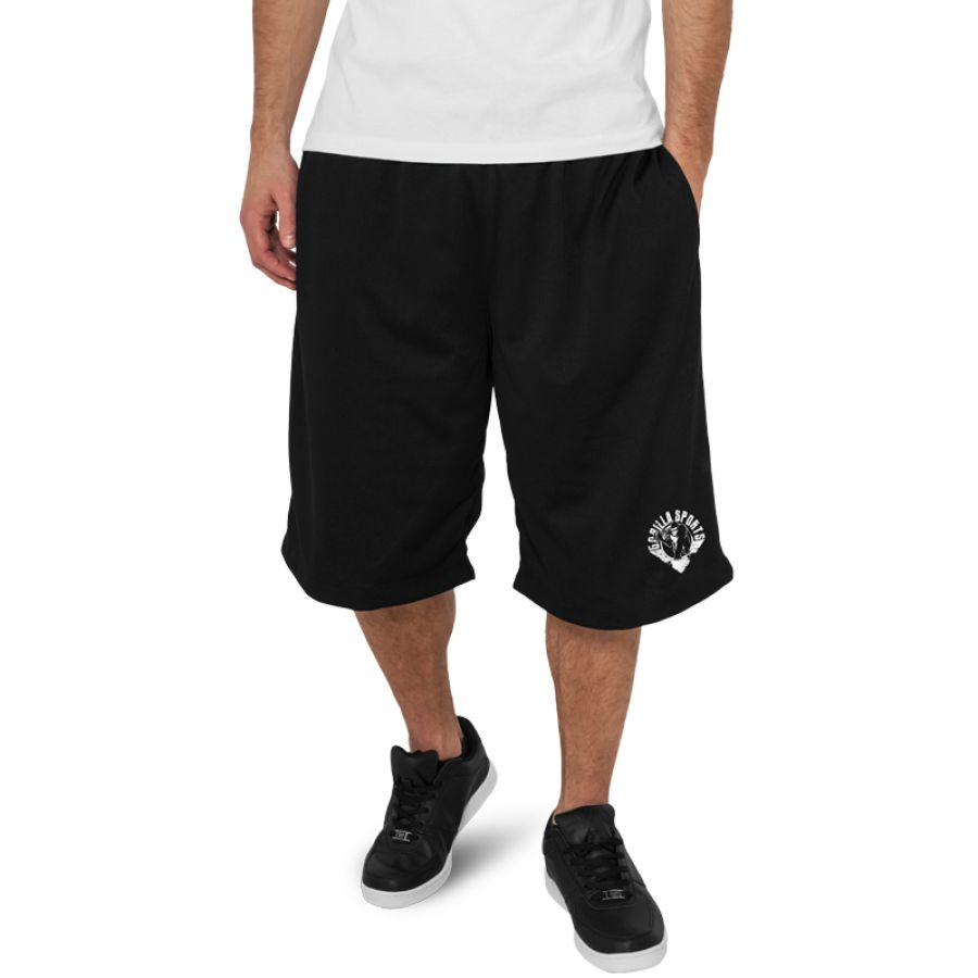 Gorilla Sports Mesh Shorts