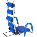 Buikspierstoel Blauw-100648563