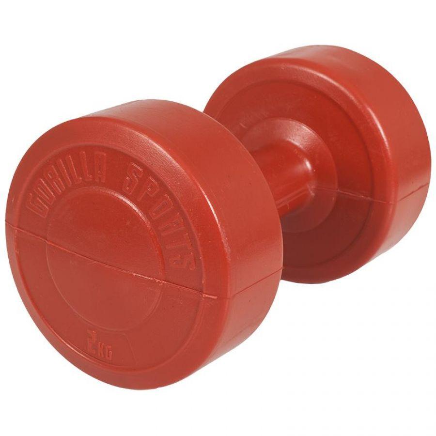 Kunststof Aerobic Halter 2 kg
