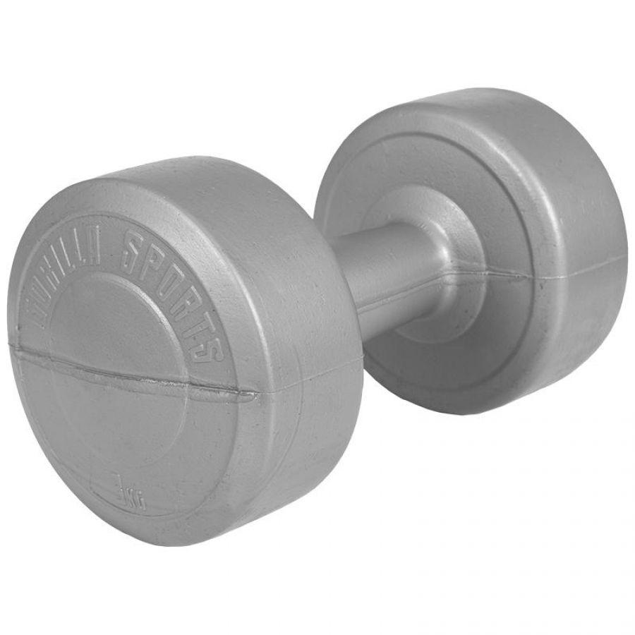 Kunststof Aerobic Halter 3 kg