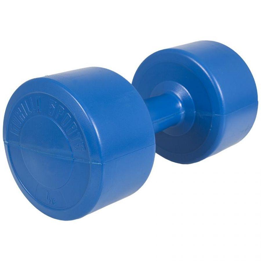 Kunststof Aerobic Halter 4 kg