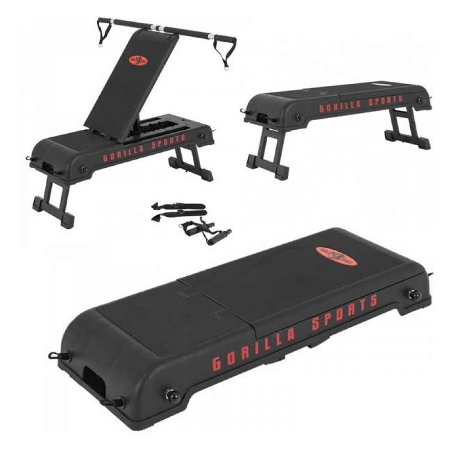 Multifunctionele Fitness Step