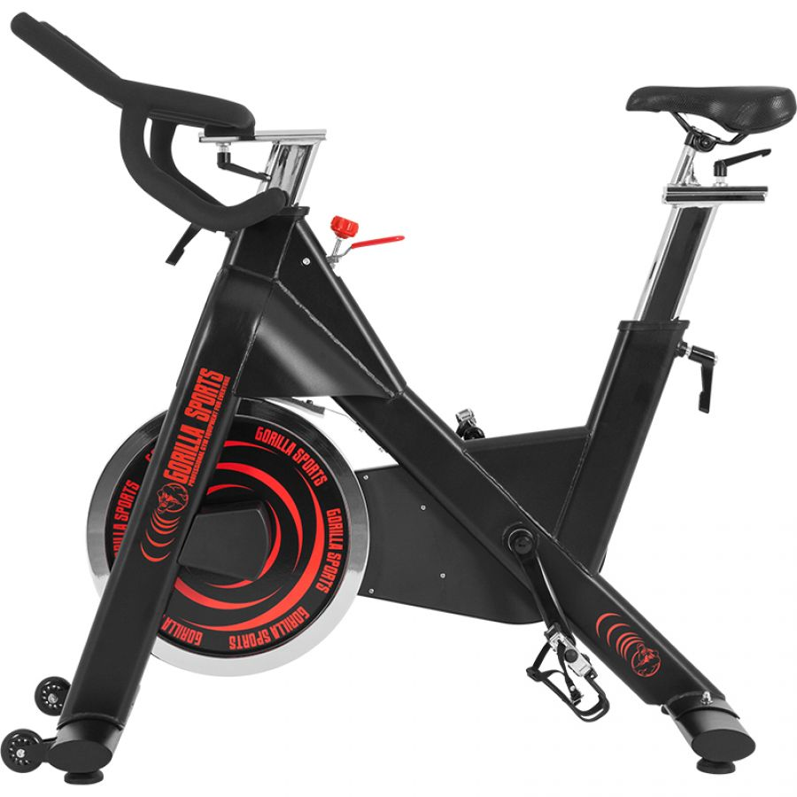 Indoor Cycling Bike Deluxe