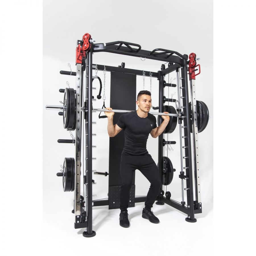 Multifunctionele Smith Machine
