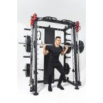 Multifunctionele Smith Machine-100650347