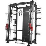 Multifunctionele Smith Machine-100650351