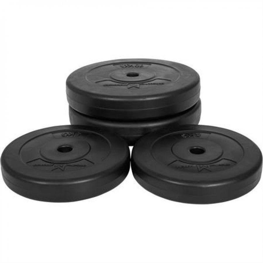 Voordeelbundel 30 kg (NB opening 25 mm, 2 x 10 kg, 2 x 5 kg)