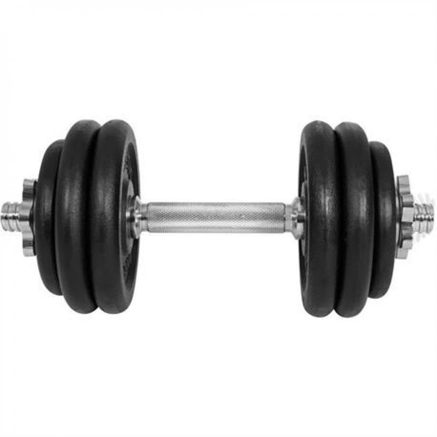 Gyronetics Gietijzer Dumbell 15 kg