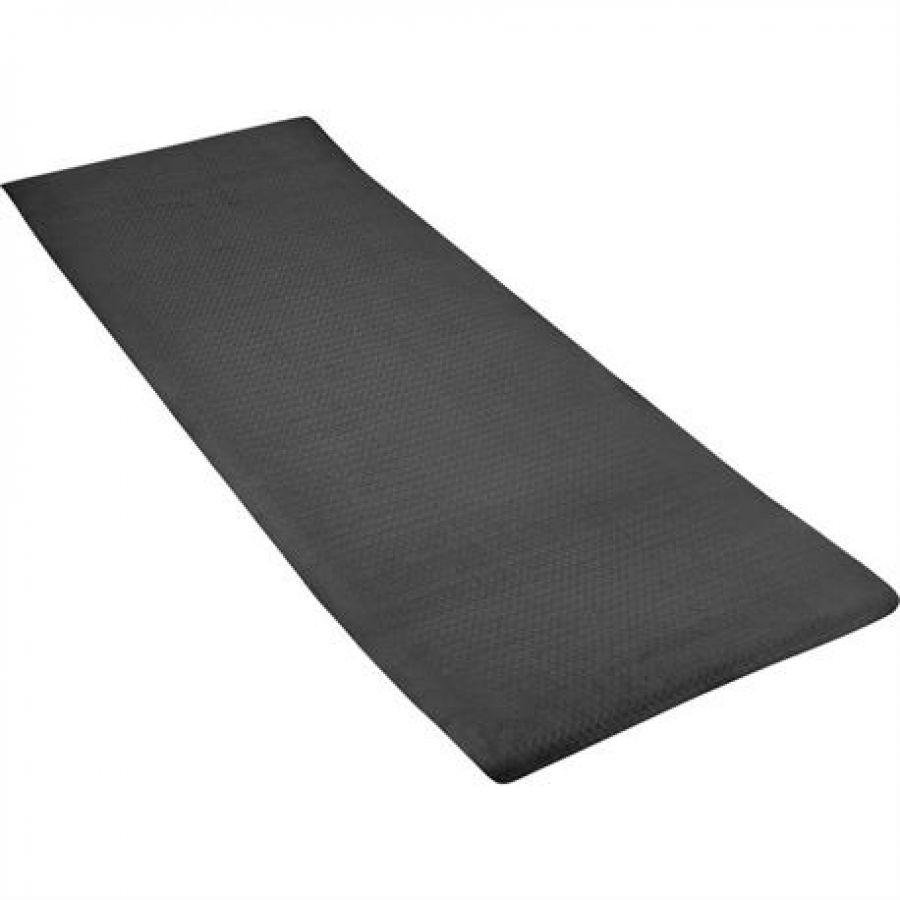 Yogamat Zwart Extra Dun (10 mm)
