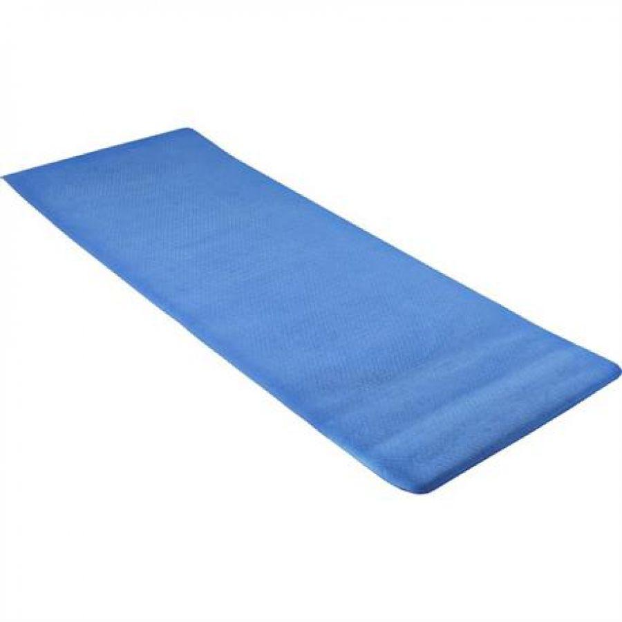 Yogamat Blauw Extra Dun (10 mm)
