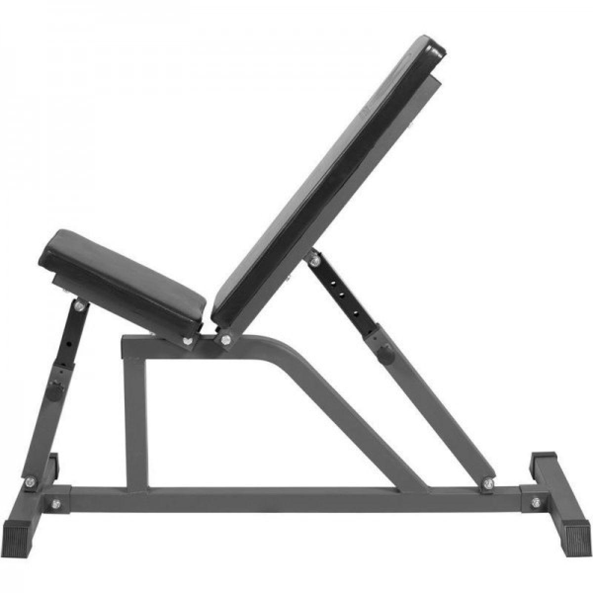 Gyronetics Fitnessbank Incl 30 kg Dumbelllset