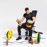 Professionele Multifunctionele Fitnessbank -100675562