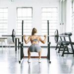 Multi Squat Rack 46 kg Set (50 mm)-100679001