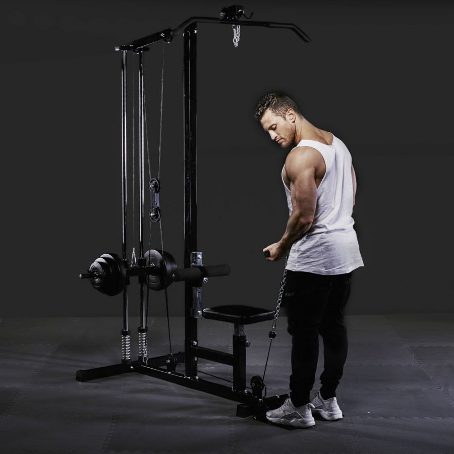Lat Pulley Machine