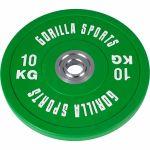Bumper Plate 10 kg -100693588