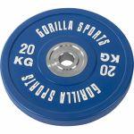 Bumper Plate 20 kg -100693590