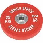 Bumper Plate 25 kg -100693591