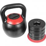 Kettlebells Verstelbaar (16 - 24 kg) -100695480