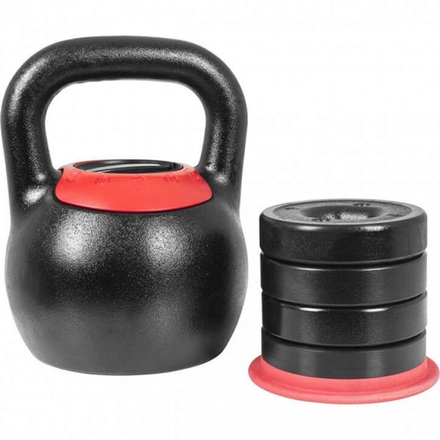 Kettlebell Verstelbaar 8 - 16 kg
