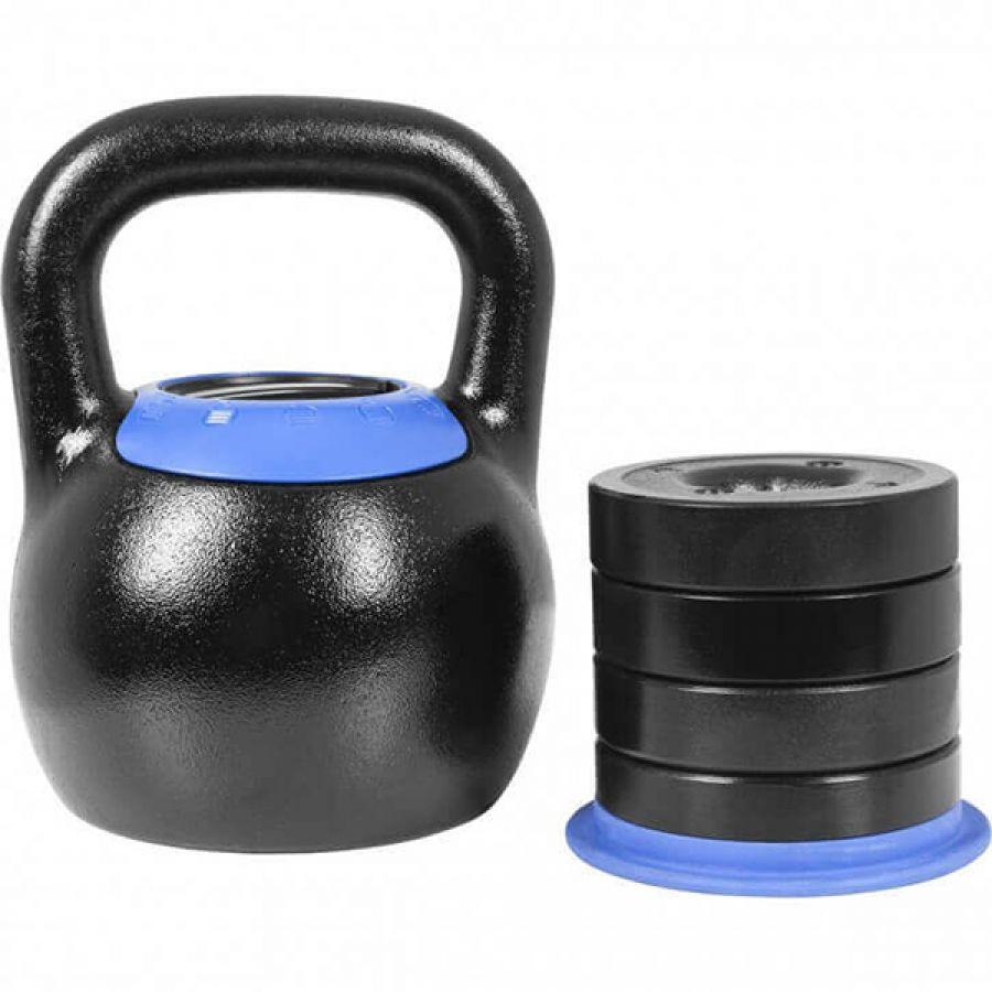 Kettlebell Verstelbaar 16 - 24  kg