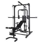Multi Smith Machine met Fitnessbank -100697004