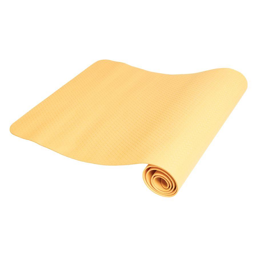 Yogamat Oranje Extra Dun (4 mm)