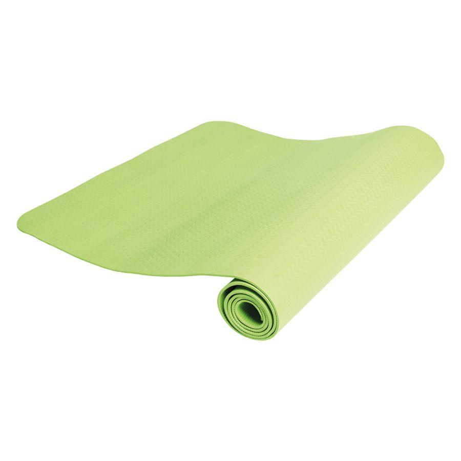 Yogamat Lime Extra Dun (4 mm)