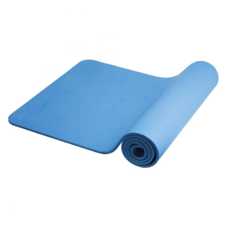 Yogamat Turqoise Extra Dun (10 mm)