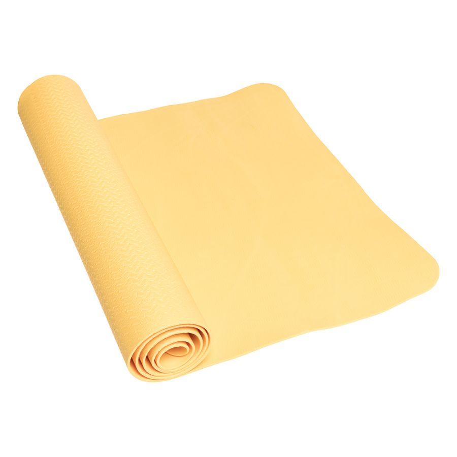 Yogamat Oranje Extra Dun (10 mm)